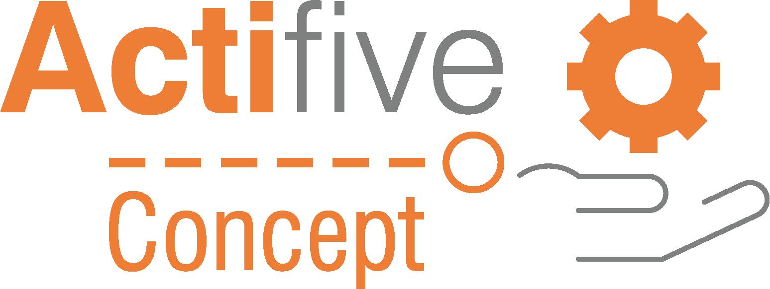 Logo Actifive Concept