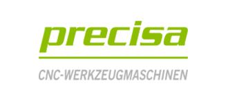 Logo Precisa CNC-Werkzeugmaschinen GmbH