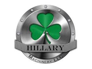 Logo Hillary Machinery Inc.